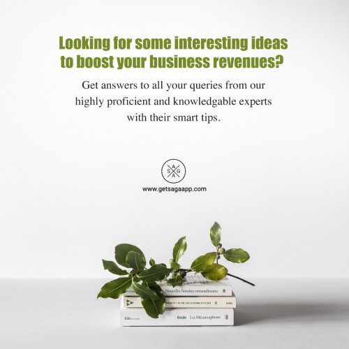 Looking for some interesting ideas to boost your business revenues? Get answers to all your queries
